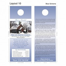 Door Hanger - Jumbo Layout 010