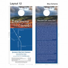 Door Hanger - Jumbo Layout 012
