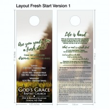 Door Hanger - Jumbo Layout 014