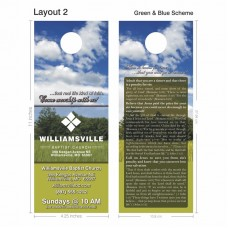 Door Hanger - Jumbo Layout 002
