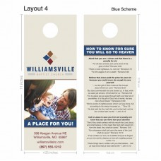 Door Hanger - Jumbo Layout 004