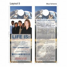 Door Hanger - Jumbo Layout 005
