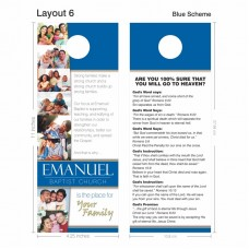 Door Hanger - Jumbo Layout 006