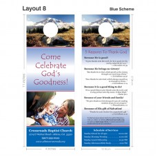 Door Hanger - Jumbo Layout 008