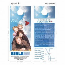 Door Hanger - Jumbo Layout 009