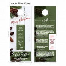 Door Hanger - Jumbo Christmas Layout 001