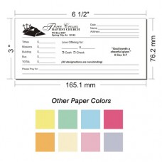 Offering Envelope Layout 2