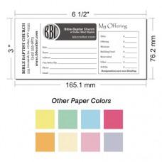 Offering Envelope Layout 3