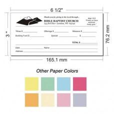 Offering Envelope Layout 4