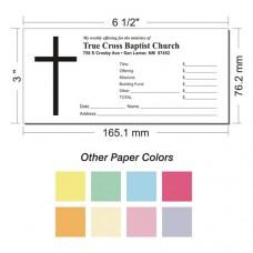 Offering Envelope Layout 5
