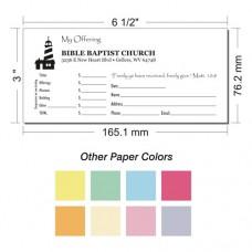 Offering Envelope Layout 7