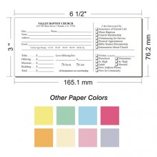 Offering Envelope Layout 10