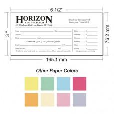 Offering Envelope Layout 11