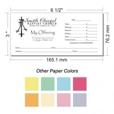 Offering Envelope Layout 12