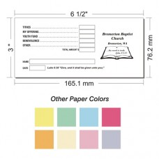 Offering Envelope Layout 14