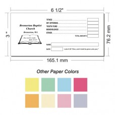 Offering Envelope Layout 15
