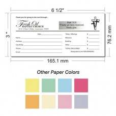 Offering Envelope Layout 18