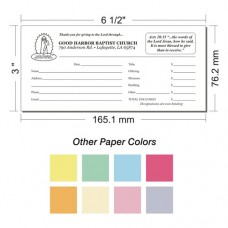 Offering Envelope Layout 23
