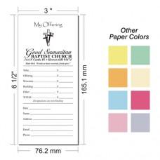 Offering Envelope Layout 30