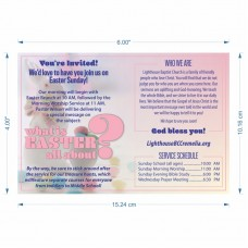 Easter Postcard Layout 001