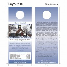 Door Hanger - Layout 010