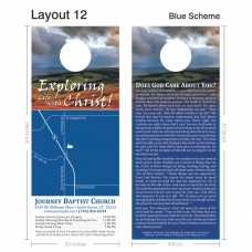 Door Hanger - Layout 012