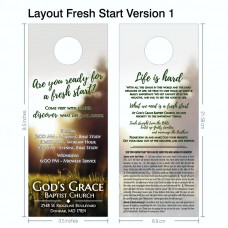 Door Hanger - Layout 014