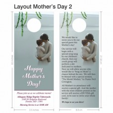 Door Hanger - Layout Mother's Day 002