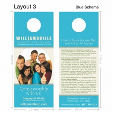 Door Hanger - Layout 003