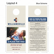 Door Hanger - Layout 004