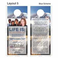 Door Hanger - Layout 005