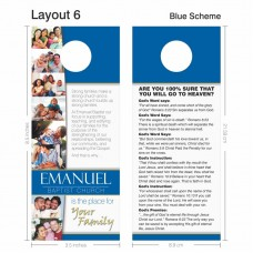 Door Hanger - Layout 006