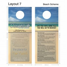 Door Hanger - Layout 007