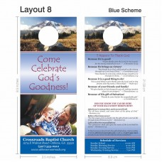 Door Hanger - Layout 008