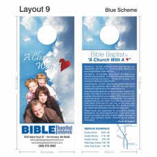Door Hanger - Layout 009