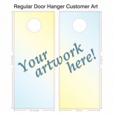 Door Hanger - Customer Art