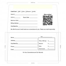 Remittance Envelopes Layout 004
