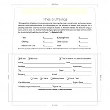 Remittance Envelopes Layout 006