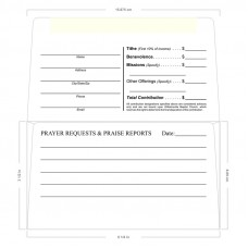 Remittance Envelopes Layout 007
