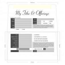 Remittance Envelopes Layout 009