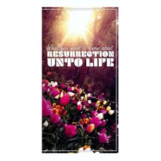 Resurrection Unto Life Gospel Tract