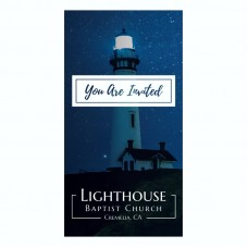 Shining Lighthouse Gospel Tract